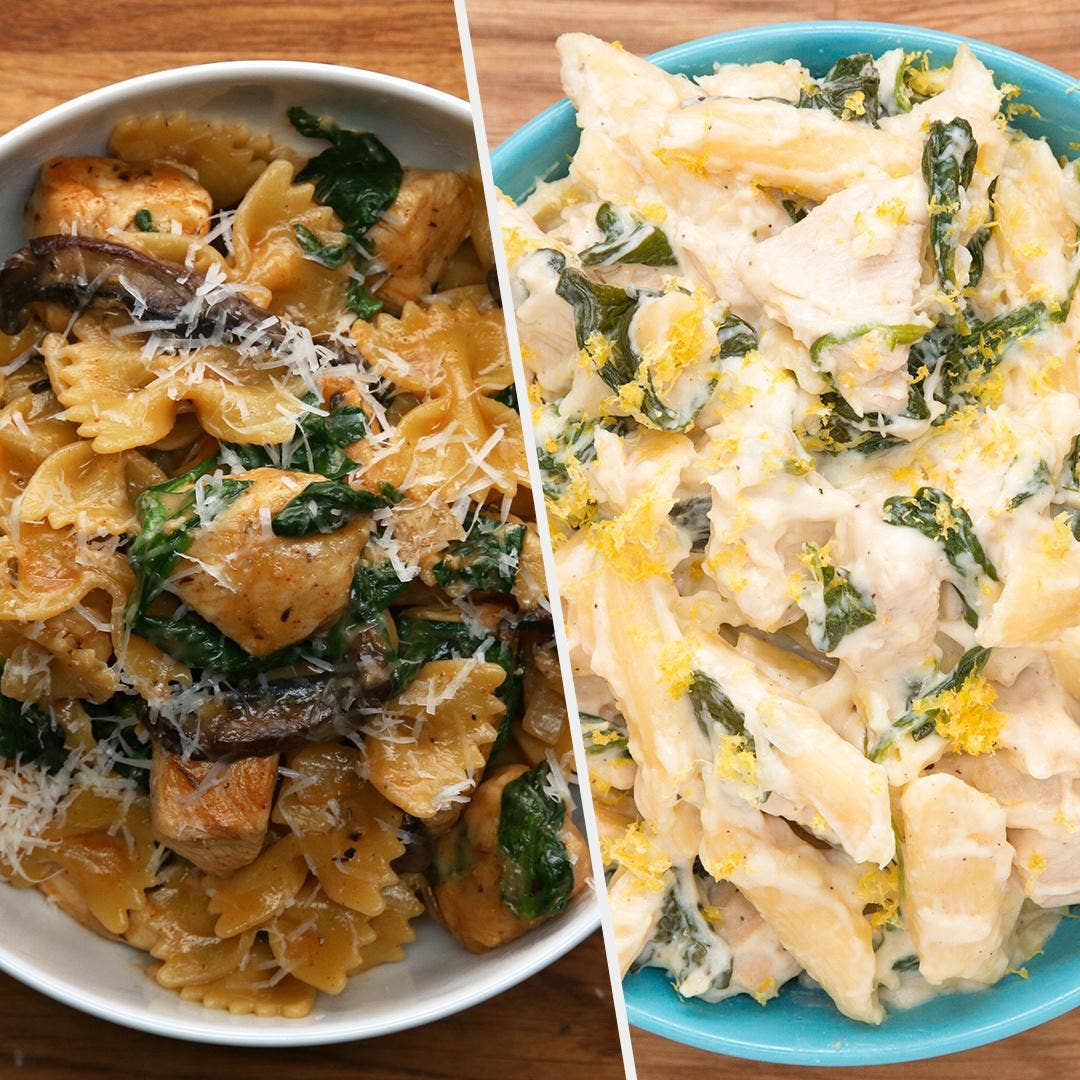 5 Delicious Cheesy Pasta Recipes