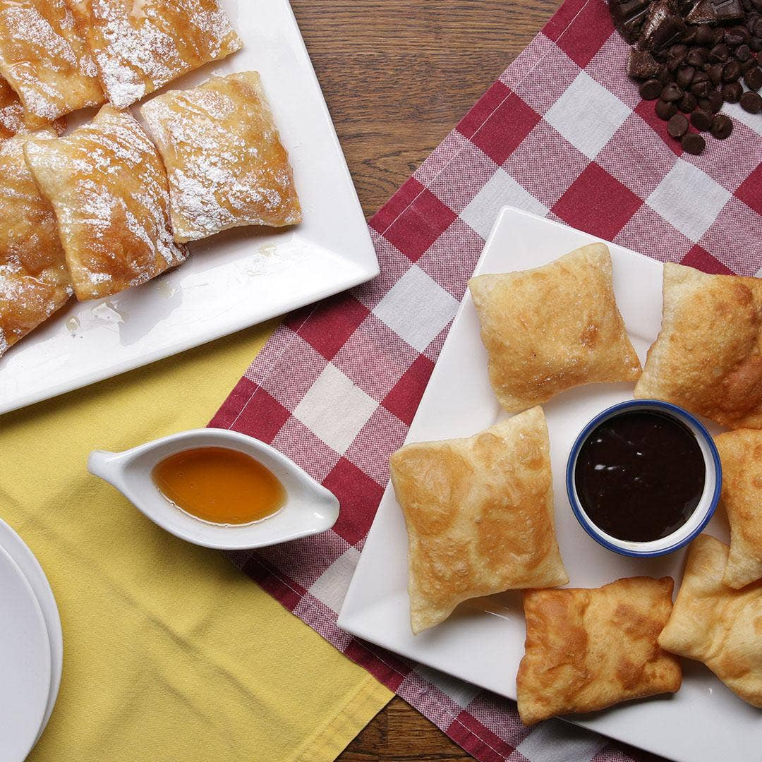 How To Make Easy Sopaipillas