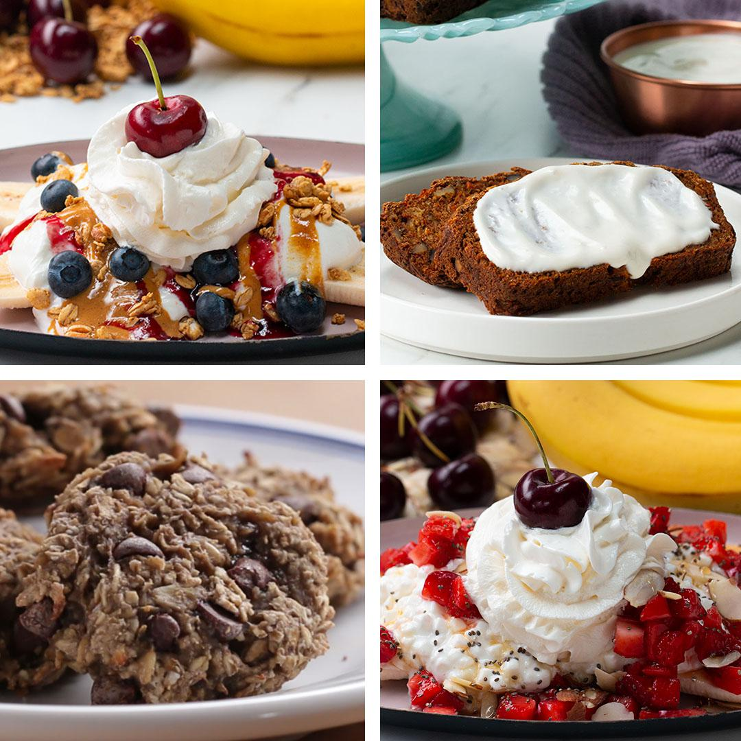 Healthy Desserts For Breakfast 4 Ways Recipes