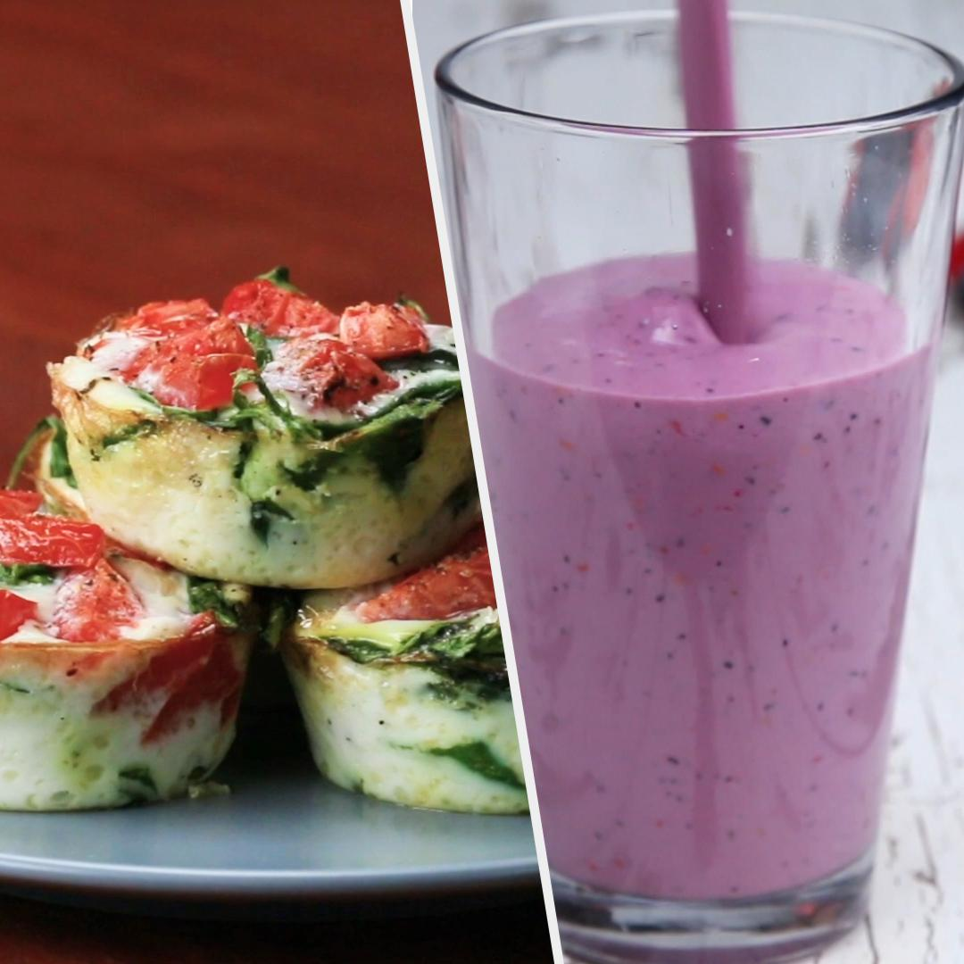 12 Quick And Healthy Breakfast Recipes
