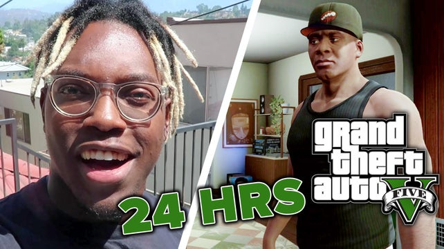 Multiplayer by BuzzFeed - I Lived Like My GTA V Character for 24 Hours