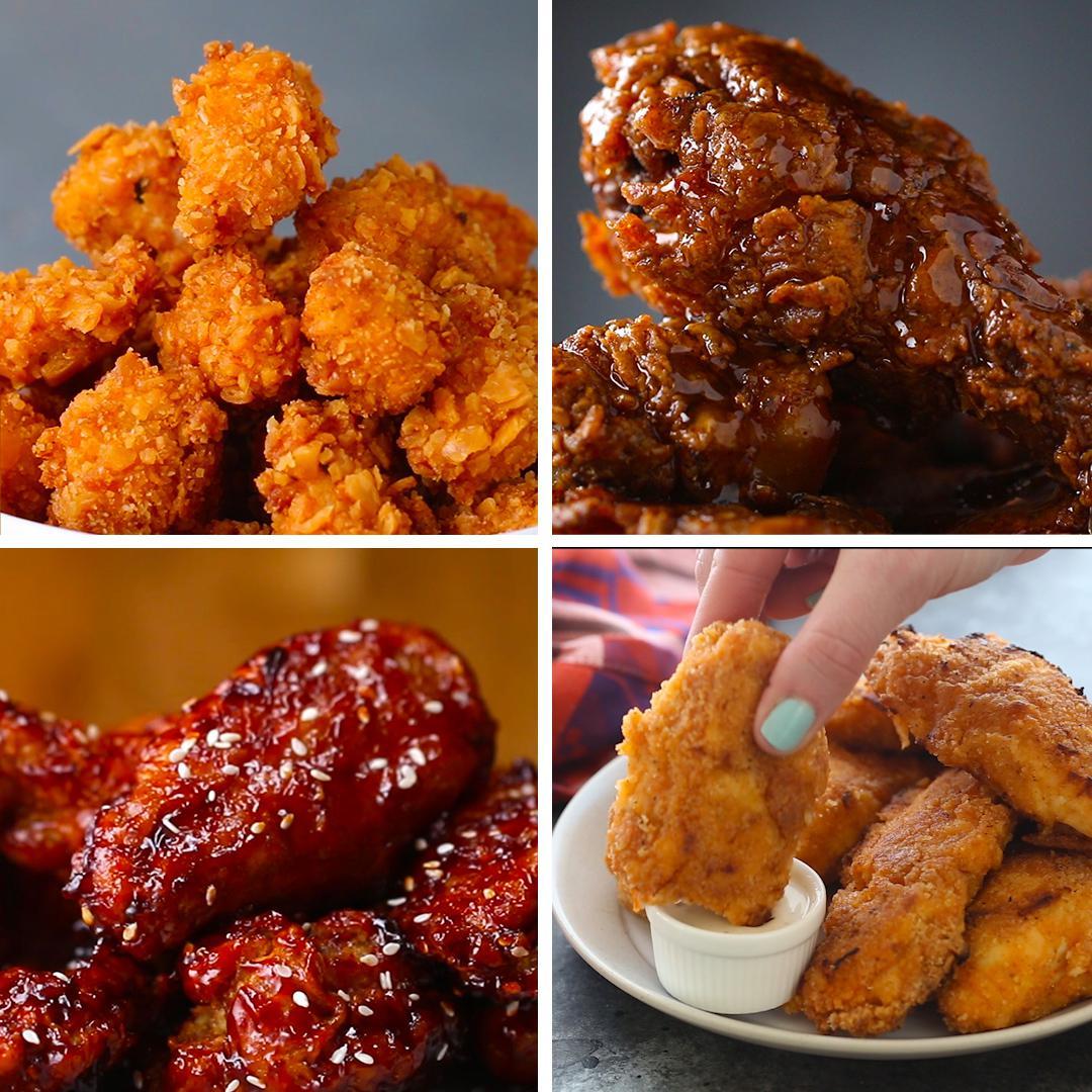 5 Best Fried Chicken Recipes