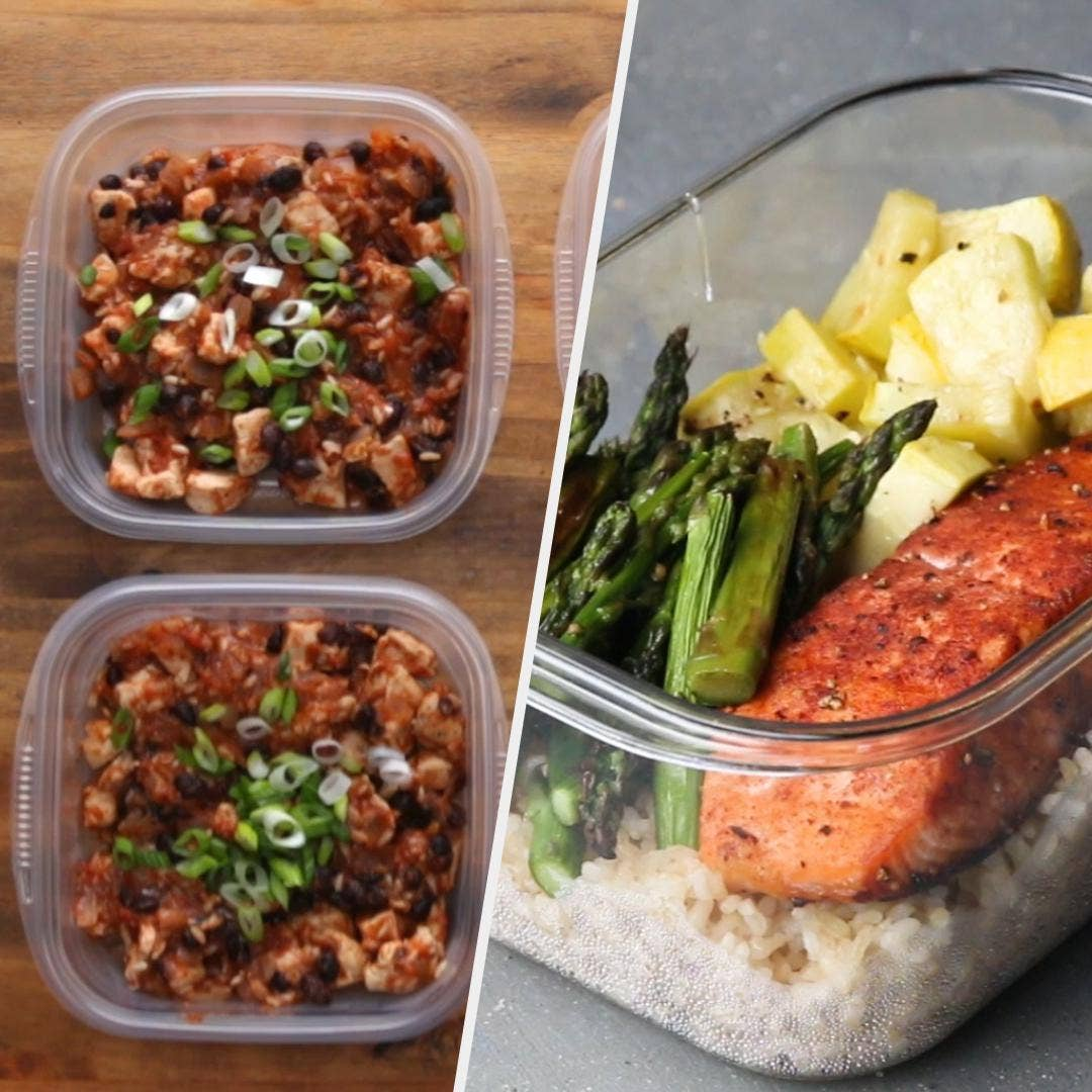 Favorite Dinner Meal Prep Ideas For Beginners