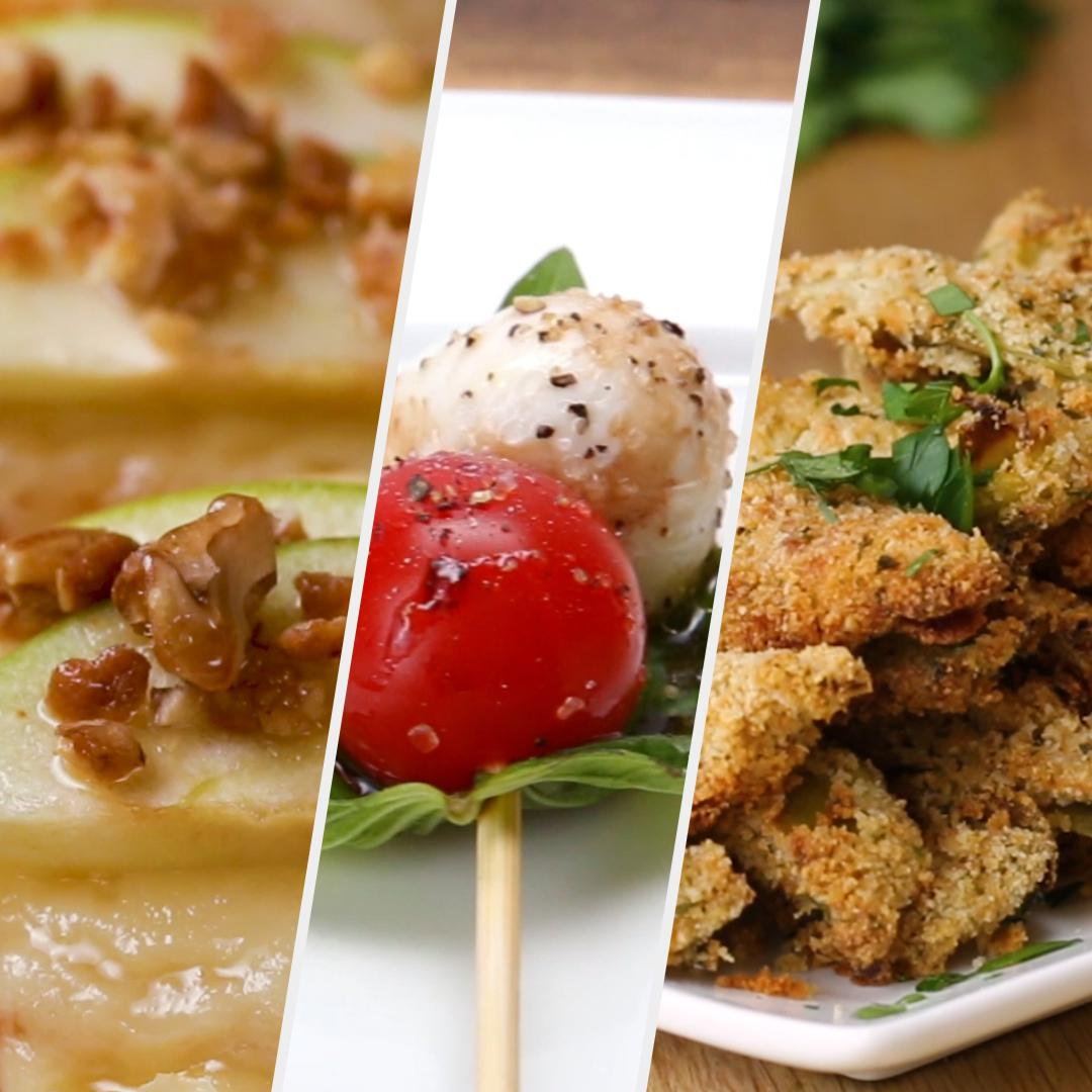 Three Fancy But Easy New Year S Eve Appetizers Recipes
