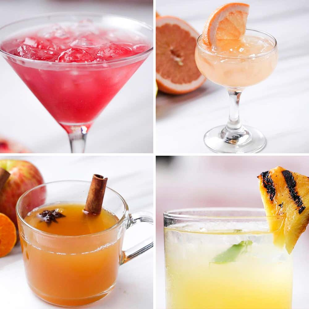 Fall Cocktails Around The World