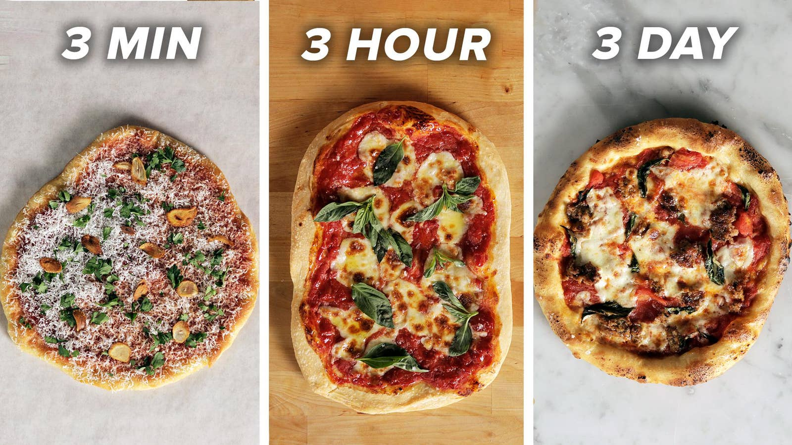 3-Day Pizza