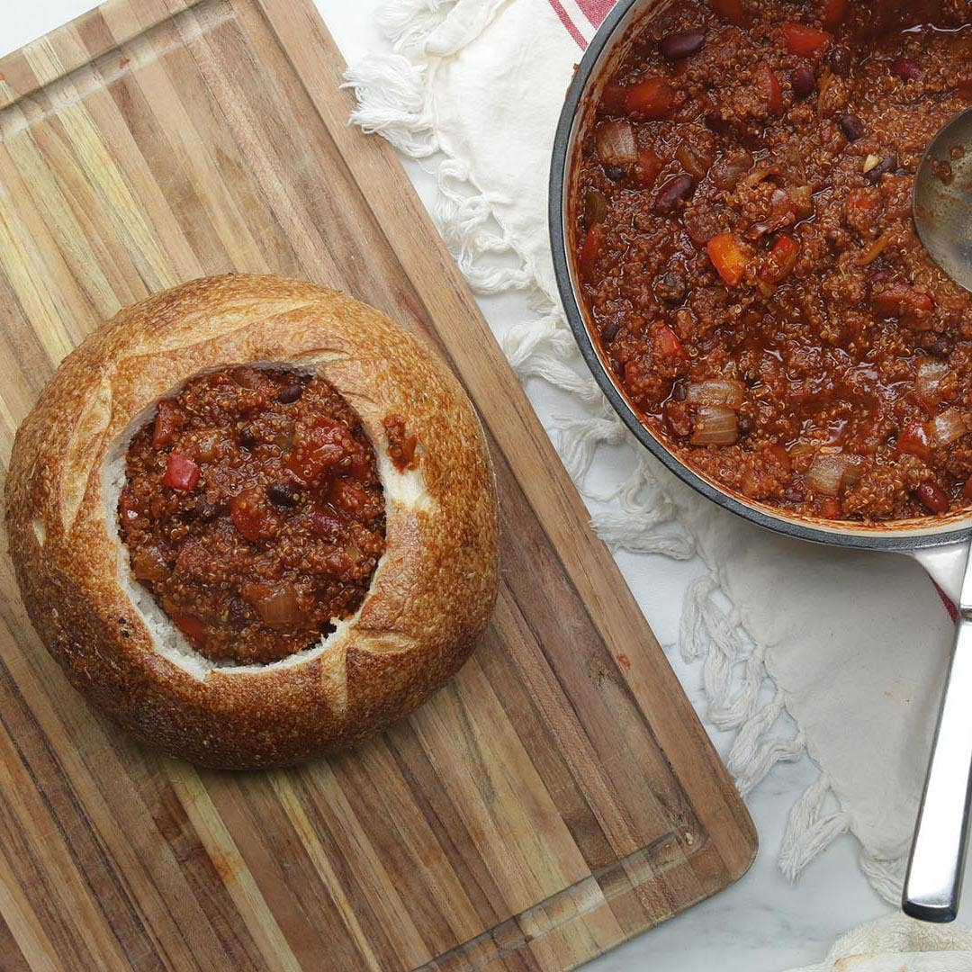 Hearty Protein Packed Chili Recipe By Tasty