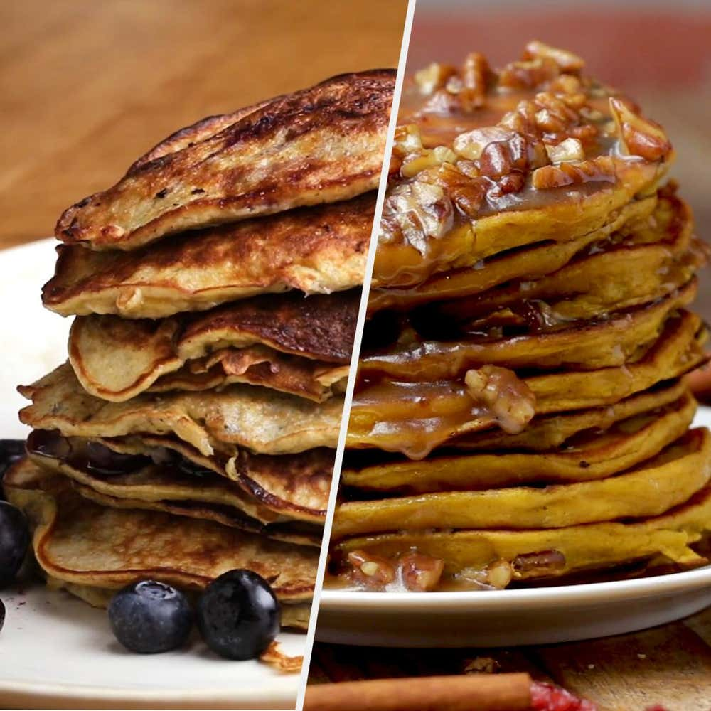 5 Delicious Pancake Recipes You Should Already Know