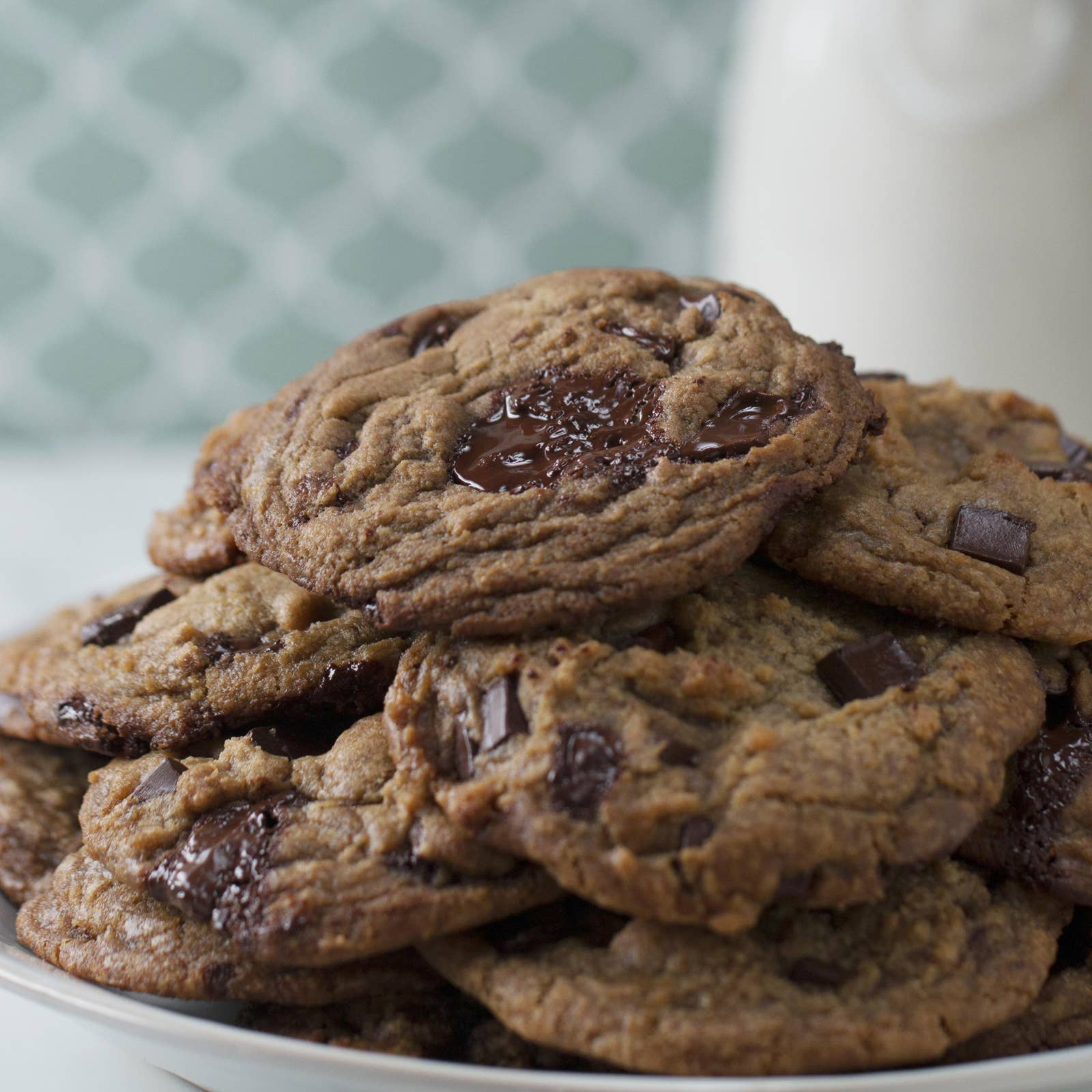 """Browned """"Butter"""" Chocolate Chip Cookies"""