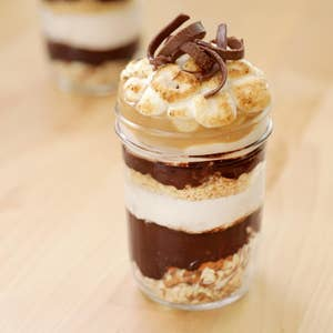 Sabra Chocolate S'mores Parfait Cups