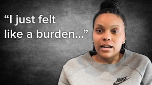 African American woman with quote