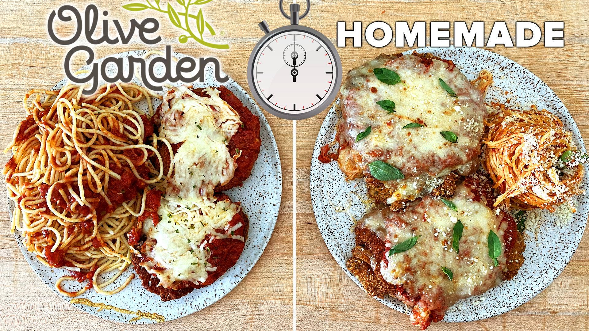 Classic Upgraded Chicken Parmesan Recipe By Tasty