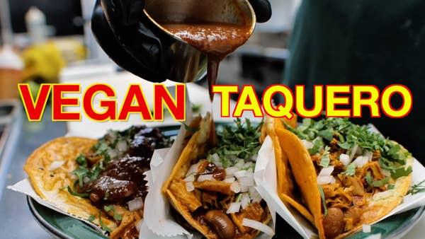 mouthwatering vegan tacos