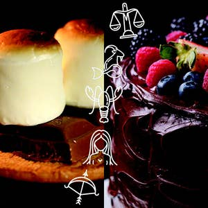 Desserts Based On Your Zodiac