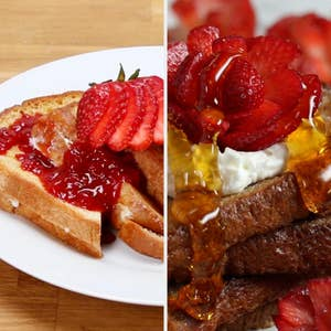 5 Ways To Upgrade Your French Toast