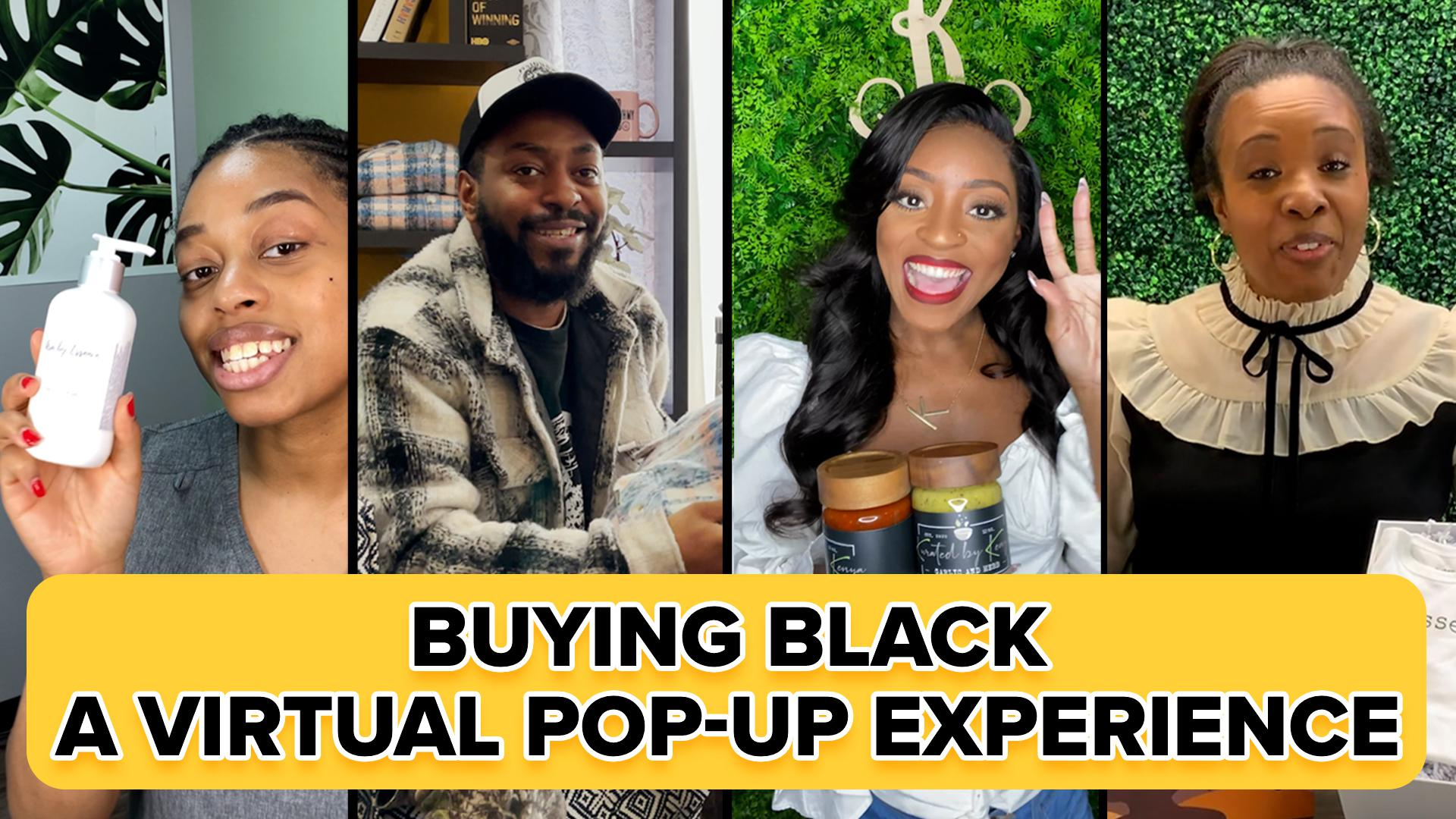 www.buzzfeed.com: Buy Black With BIO Virtual Experience presented by BIO and Cocoa Butter