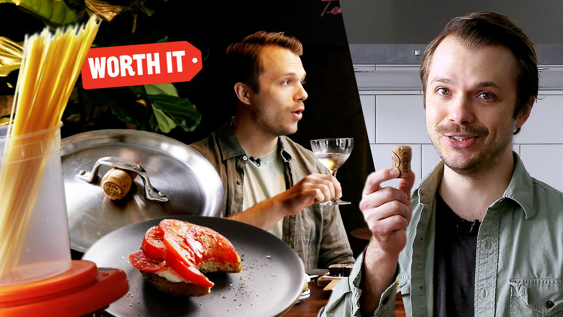 www.buzzfeed.com: 10 Kitchen Tips I Learned From Worth It