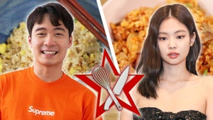 Uncle Roger's fried rice recipes face off with Jennie from BlackPink's fried rice recipe.