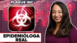 Real Disease Expert plays Plague Inc: The Cure
