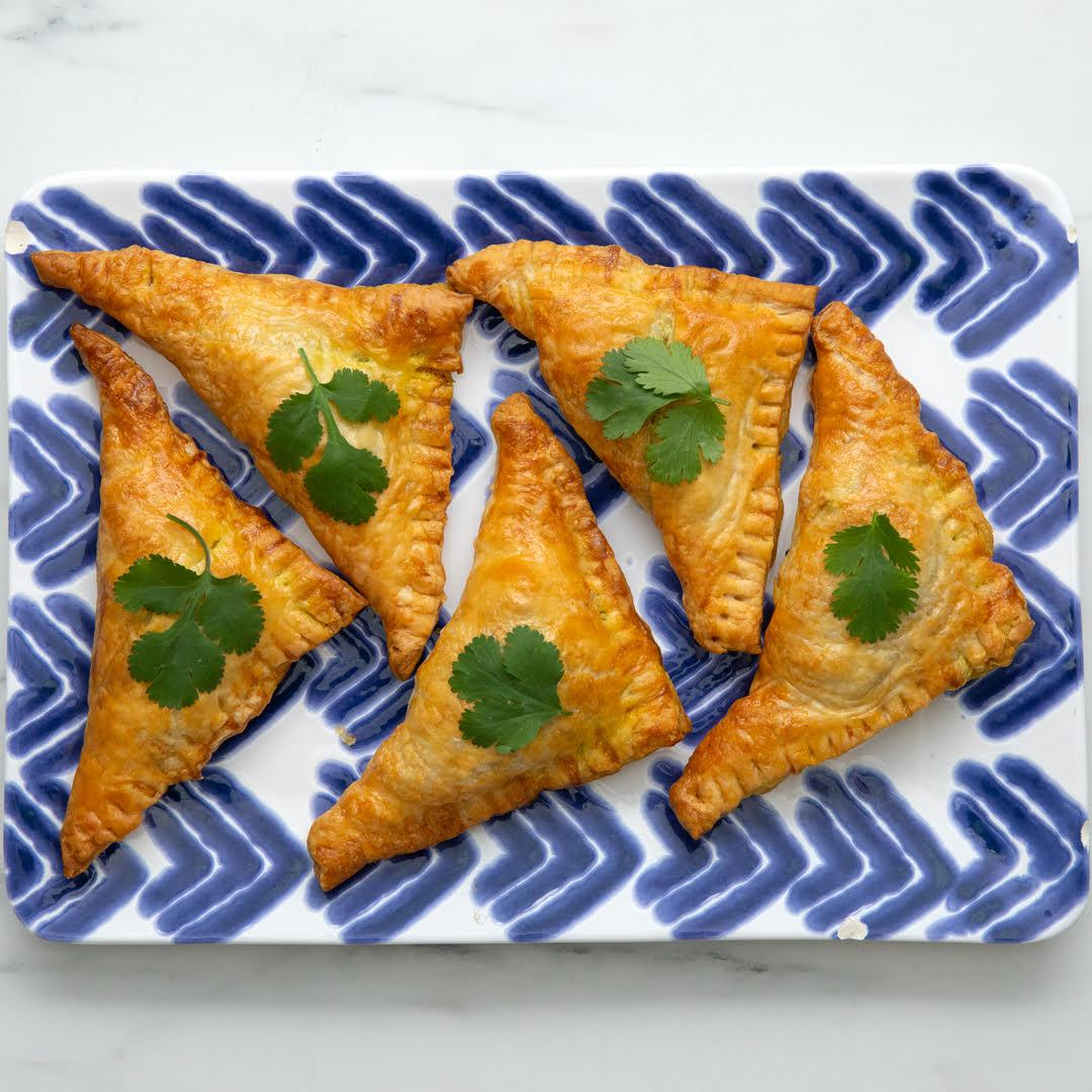 Curry Beef Puffs Recipe by Tasty image