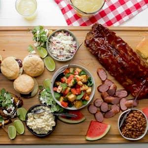 Summer BBQ Board
