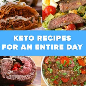 Keto Meals To Get You Through The Week