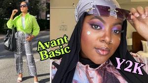 Zaynab and Tahirah model outfits.