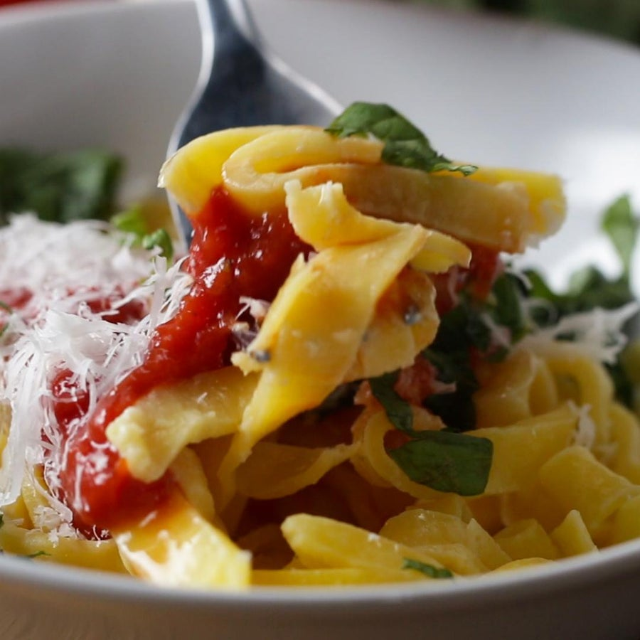 2-ingredient Pasta