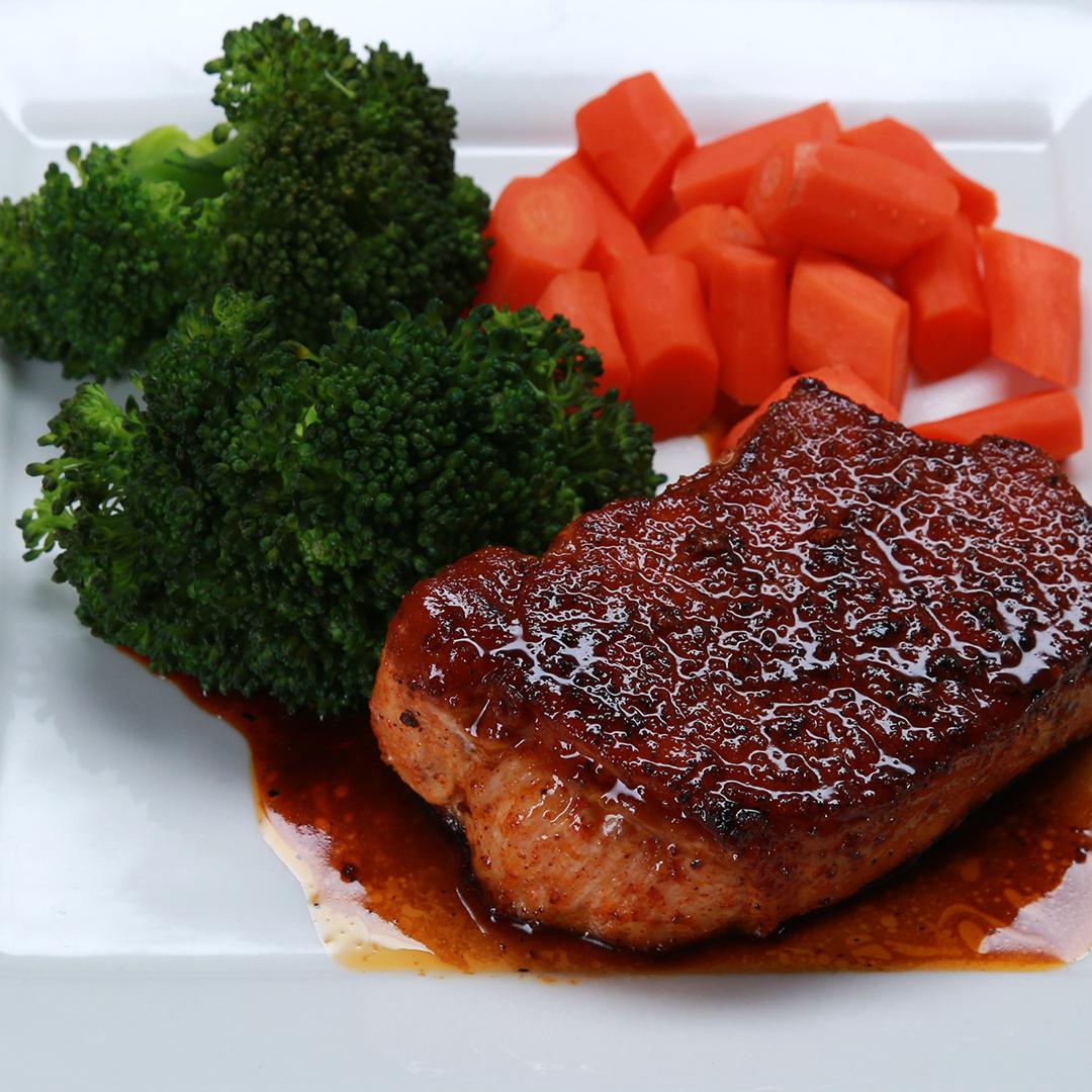 pork chop recipes from tasty Easy Glazed Pork Chops Recipe by Tasty
