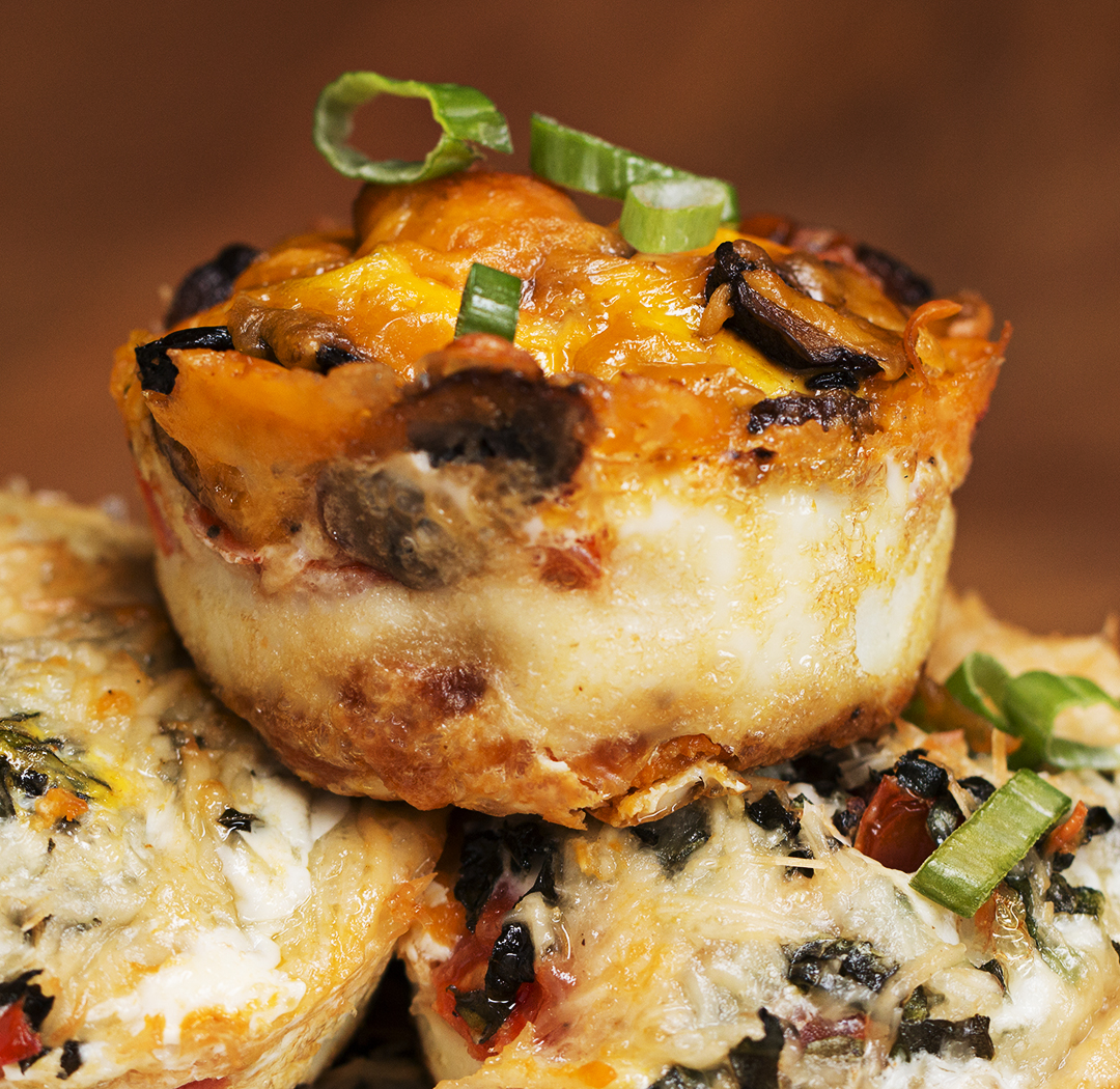 Sweet Potato Hash Egg Cups Recipe By Tasty