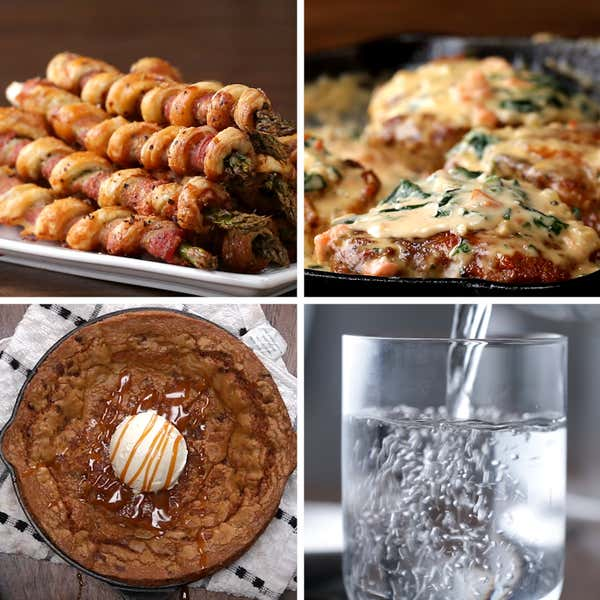 Easy Dinner Recipes Tasty