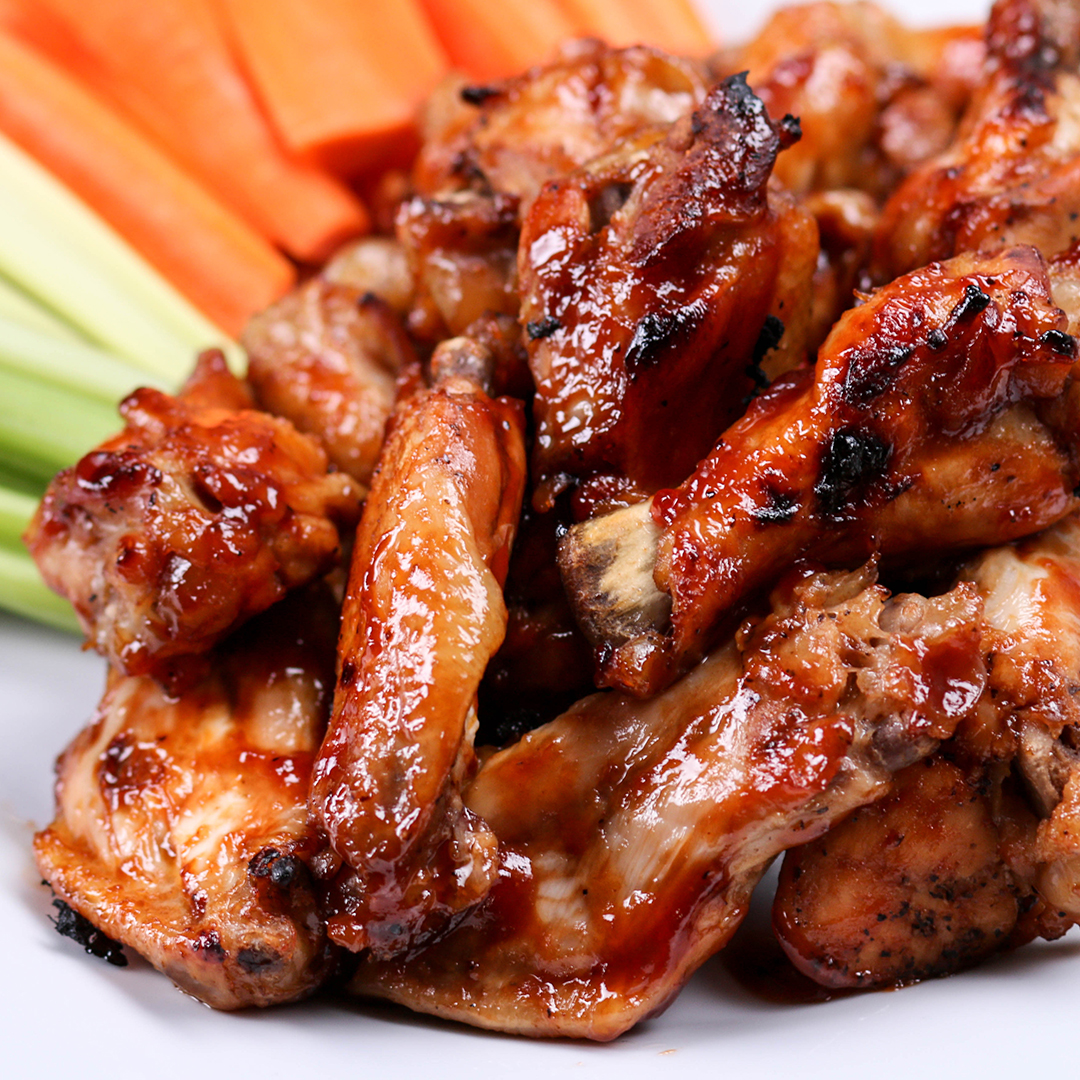 Slow Cooker Root Beer Chicken Wings Recipe by Tasty image