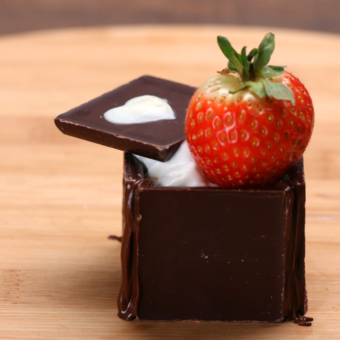 Valentine S Day Chocolate Boxes Recipe By Tasty