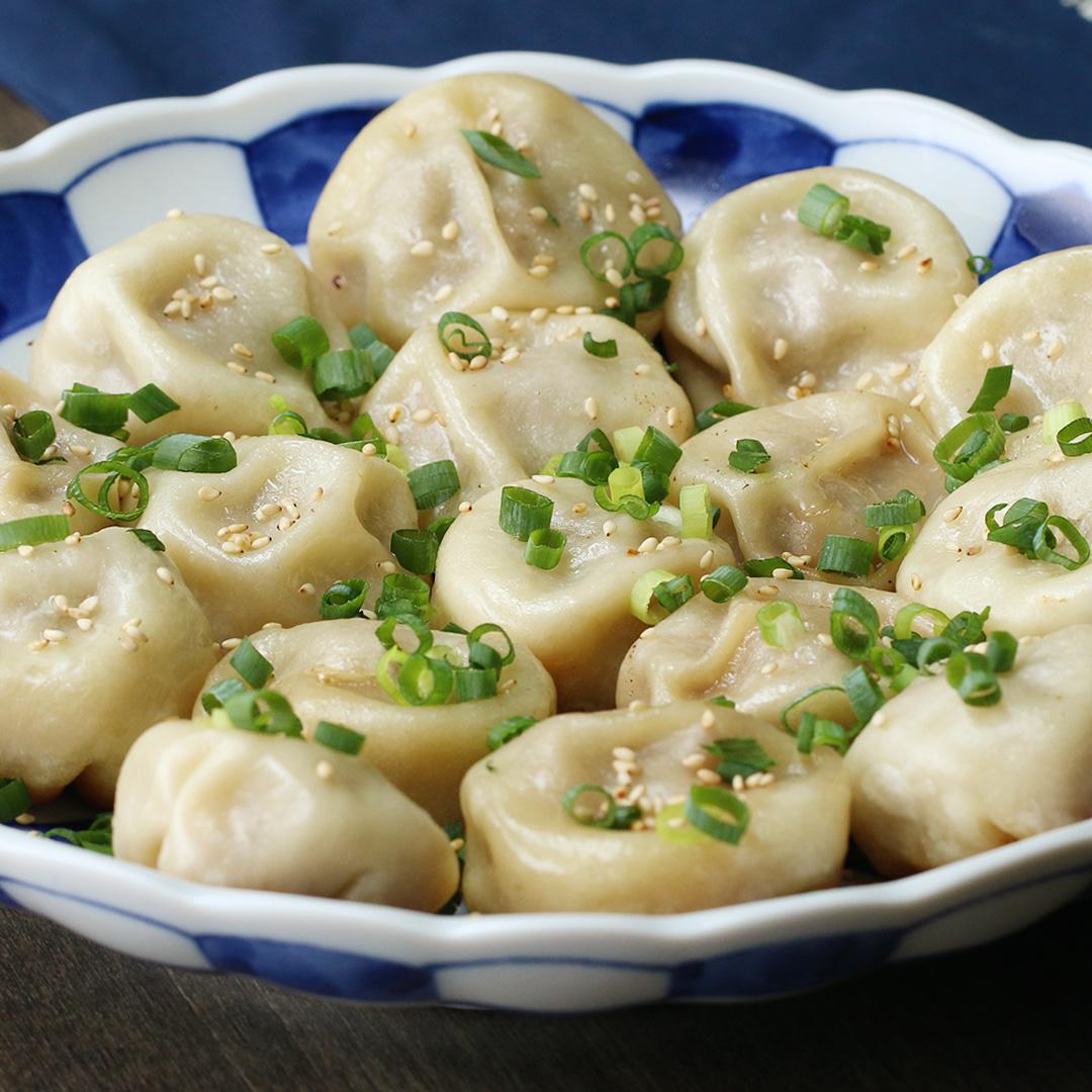 Homemade Dumplings Recipe By Tasty