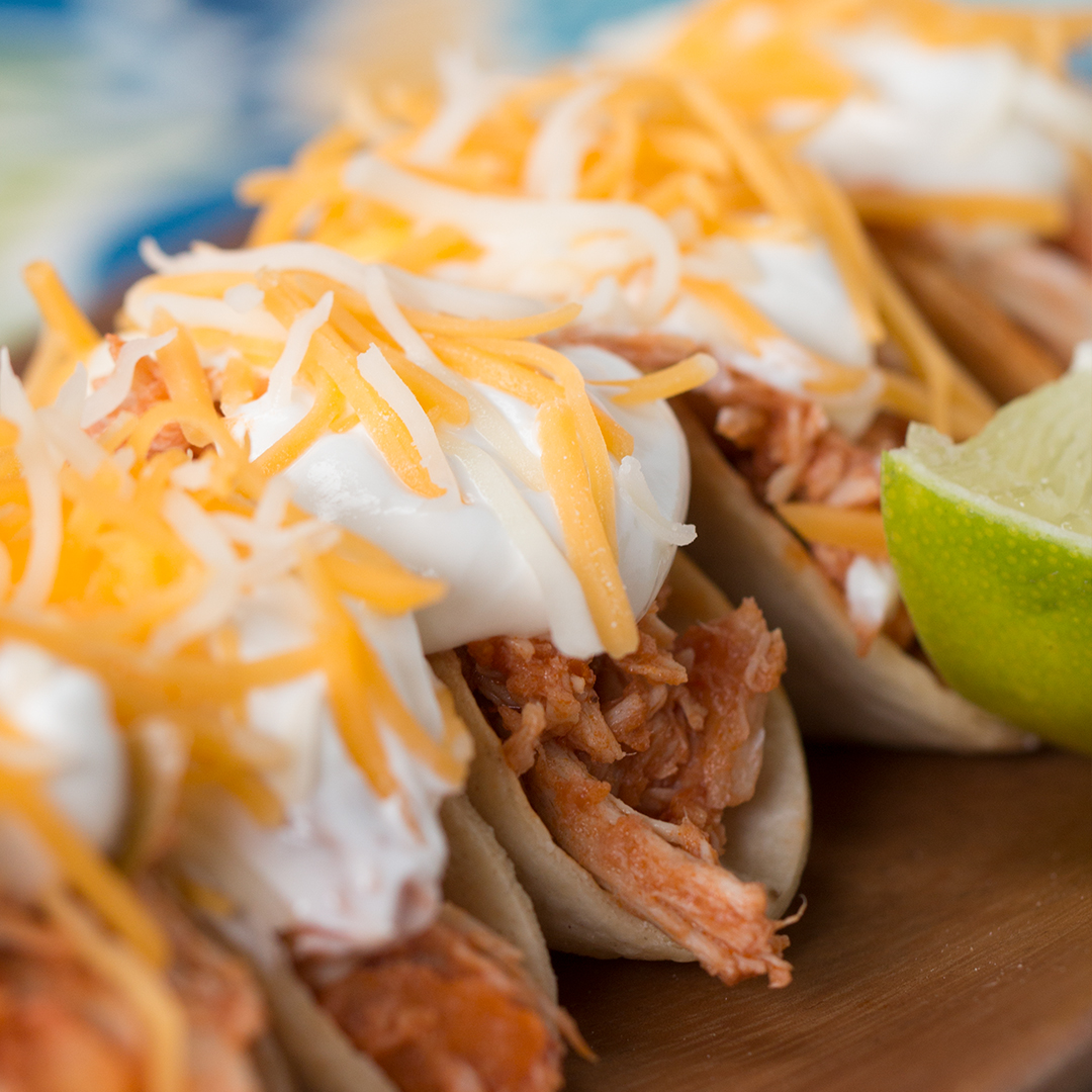 Mini Chicken Tacos Recipe By Tasty