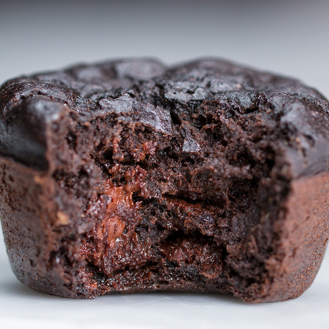 Dark Chocolate Banana Bread Muffins Recipe By Tasty