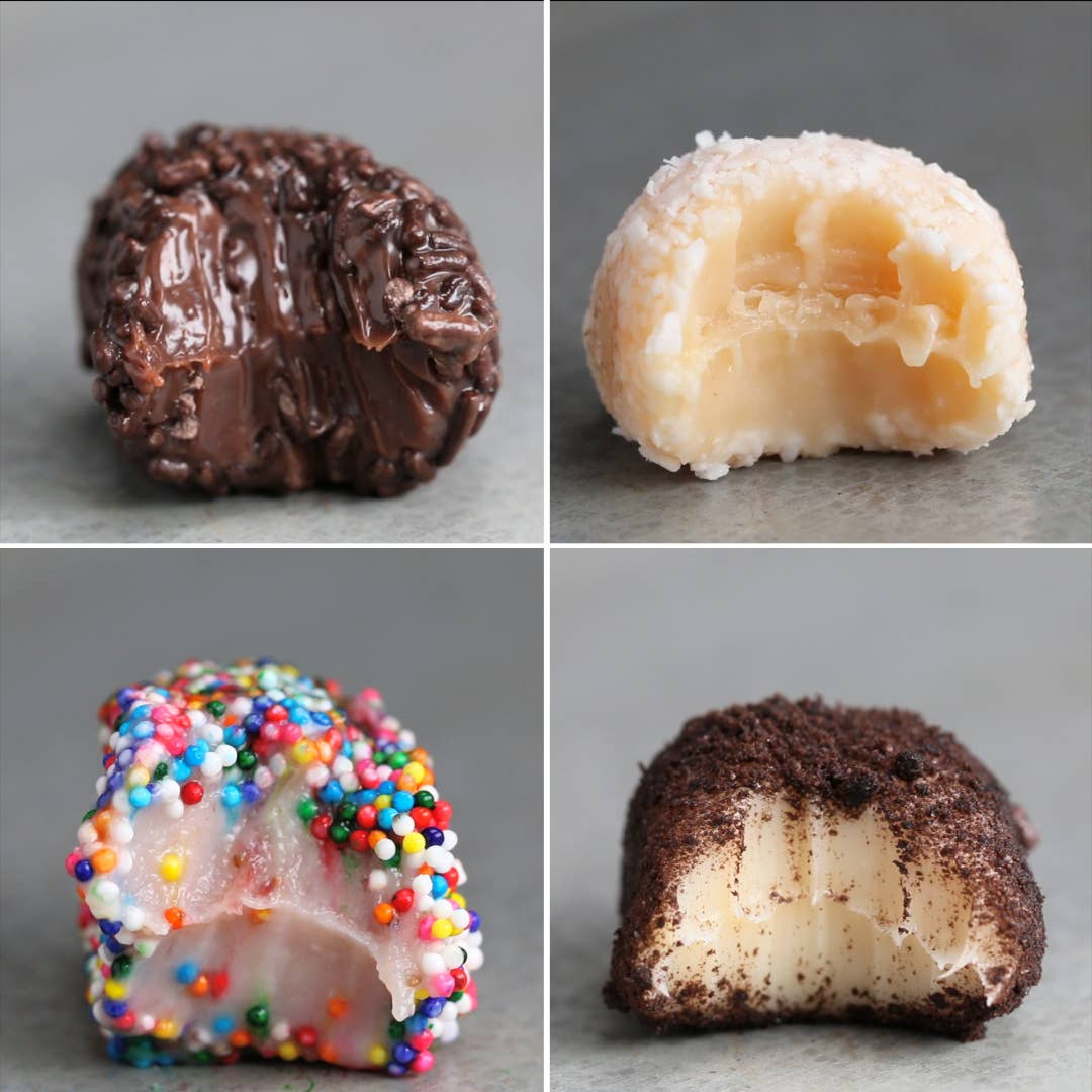 Brazilian Truffles Brigadeiros 4 Ways Recipes