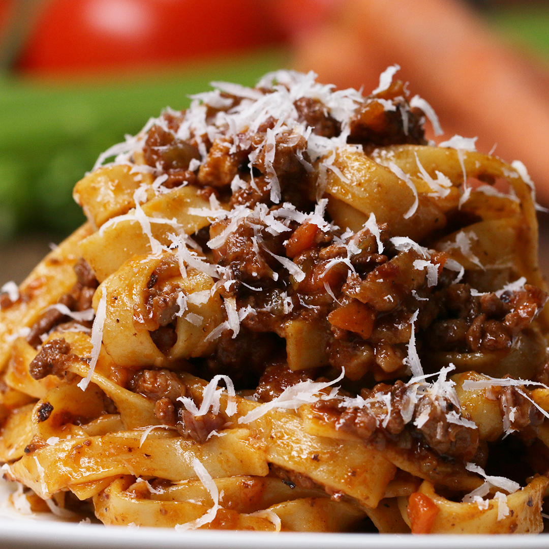 Italian style bolognese rag recipe by tasty forumfinder Choice Image
