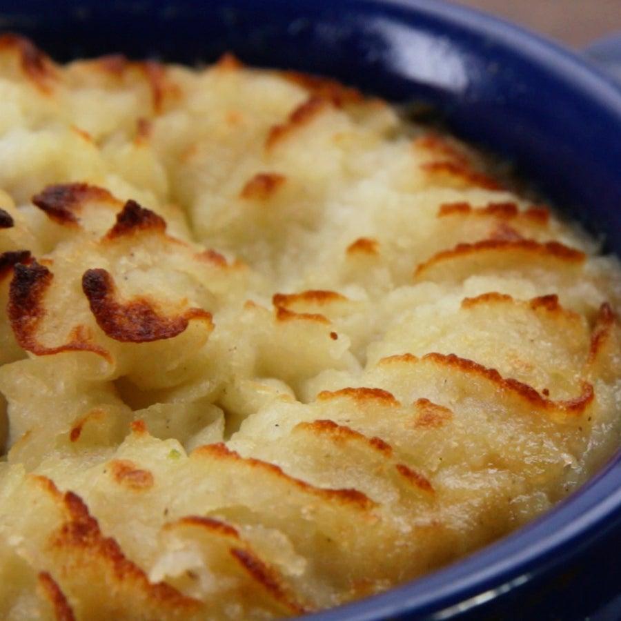 Thanksgiving Leftovers: Shepherd's Pie