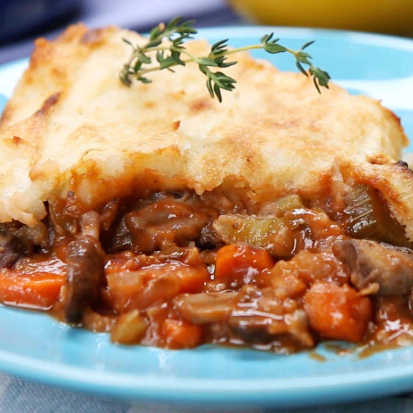 Vegan Shepherd S Pie Recipe By Tasty