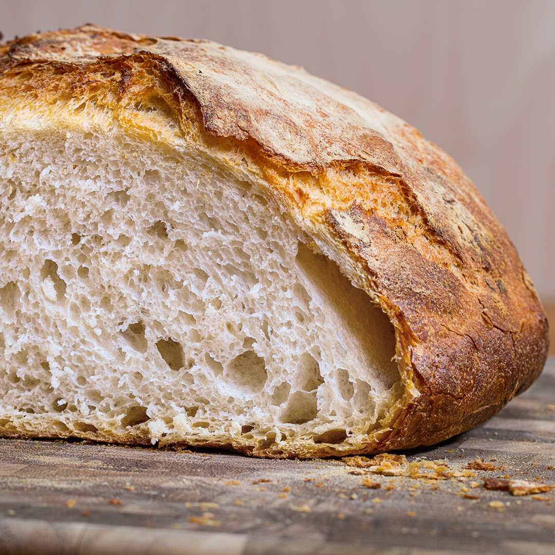 Homemade Dutch Oven Bread Recipe by Tasty