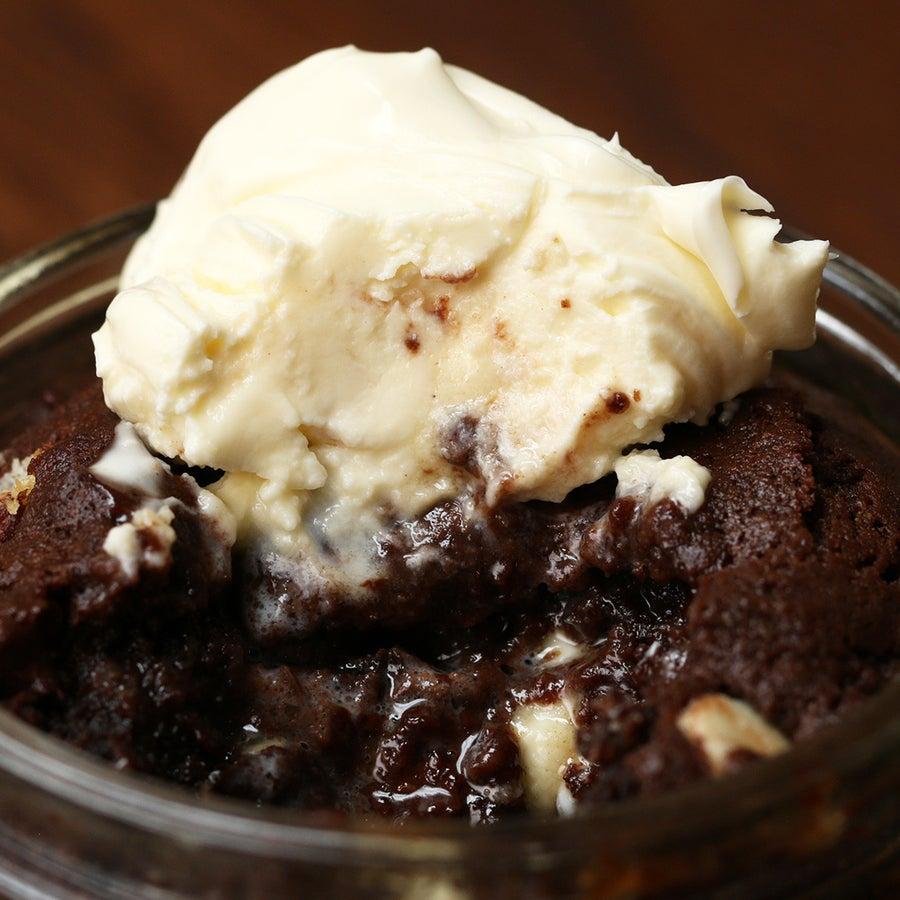 Brownie Fudge Pudding
