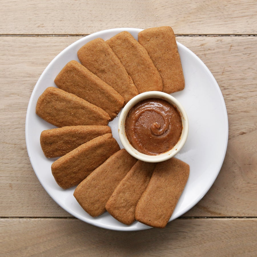Speculoos Cookies & Homemade Cookie Butter