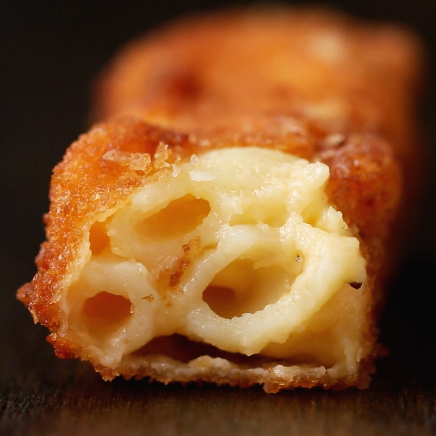 Fried Mac 'n' Cheese Sticks