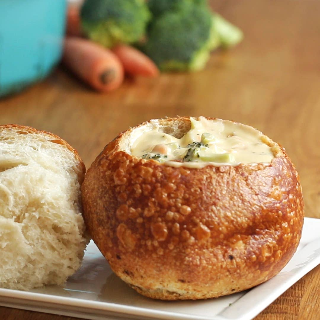 Best Broccoli Cheese Soup Recipe