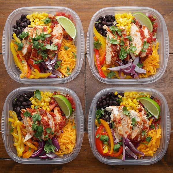 One Pan Teriyaki Chicken Meal Prep Recipe By Tasty