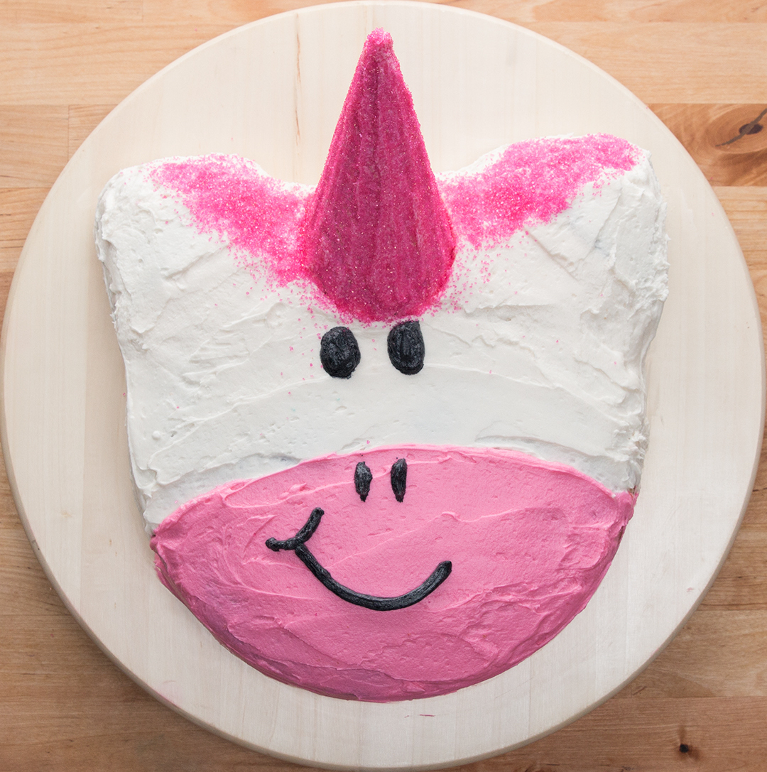 Unicorn Cake Recipe By Tasty