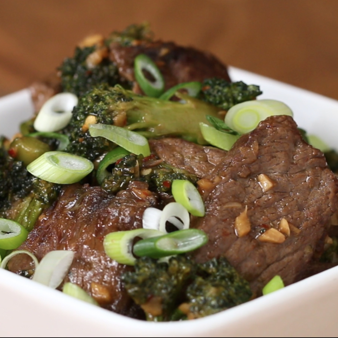 Watch Beef and Broccoli Stir-Fry: a One-Pot Recipe video