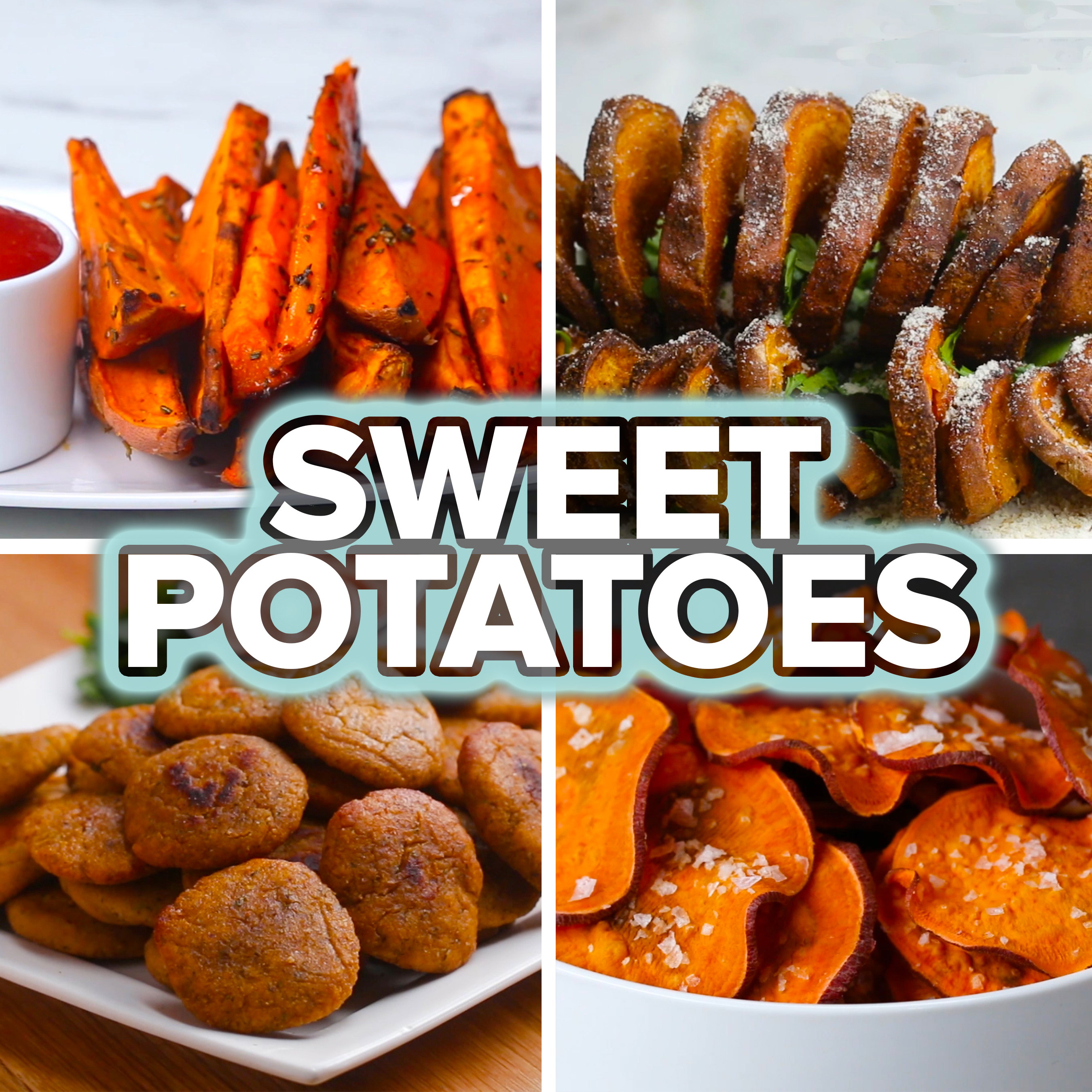 Tasty food videos and recipes 6 delicious sweet potato recipes forumfinder Image collections