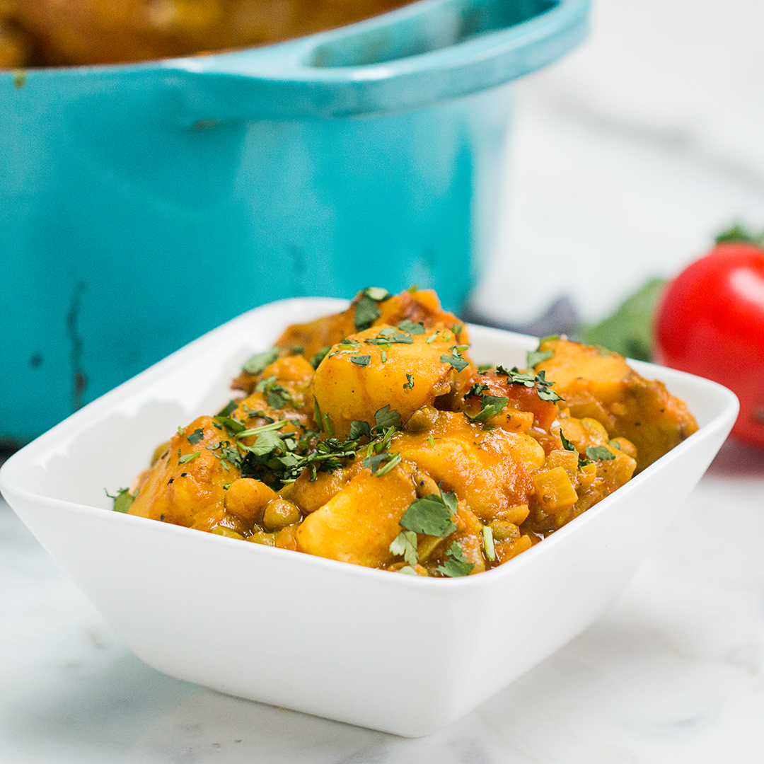 Simple Veggie Curry Recipe By Tasty